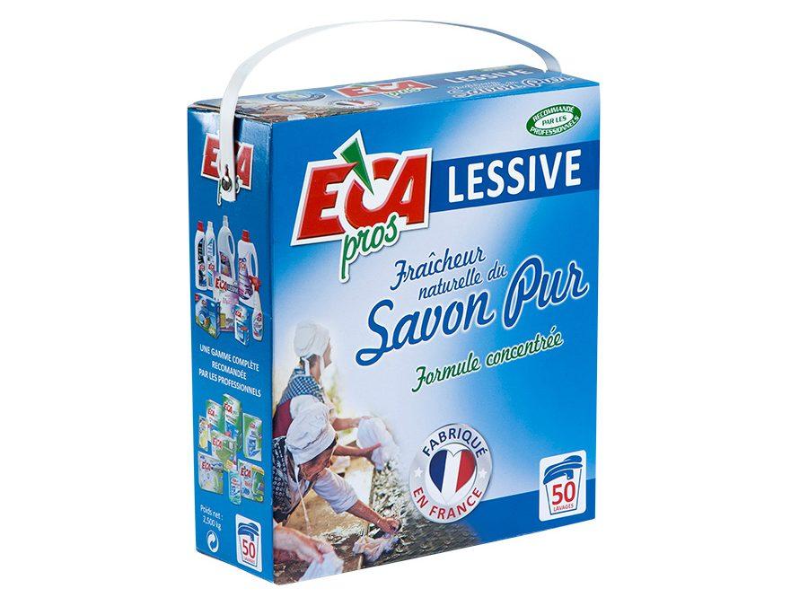 Lessive au savon pur ref 079